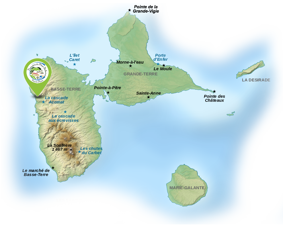 map-guadeloupe